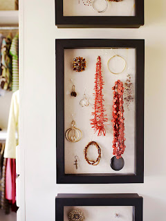 wall+art Guest Post: Stylish Jewelry Organization
