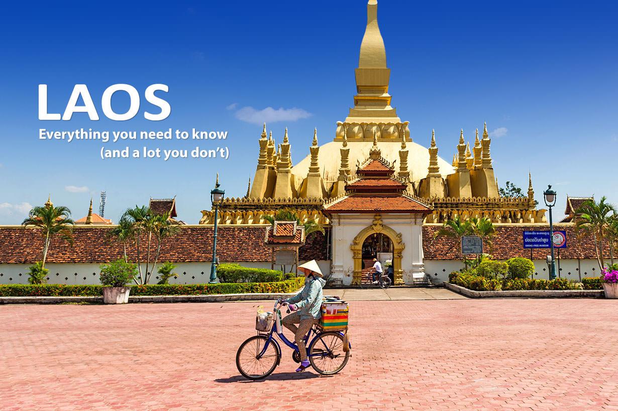 Laos, Negara ASEAN Tanpa Laut | REFERENSIANA