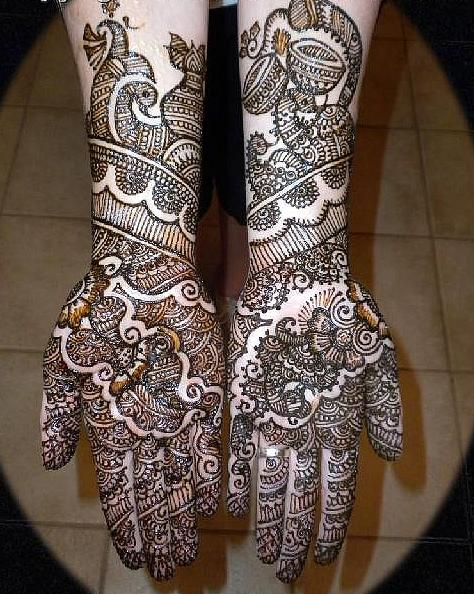 Indian Mehndi Designs for Arm Posted by ANNA LIZA at 1109 AM
