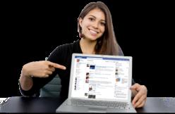 escoger usuario facebook