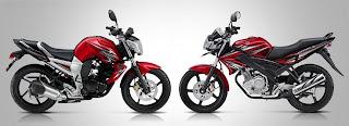 Yamaha Byson vs Vixion