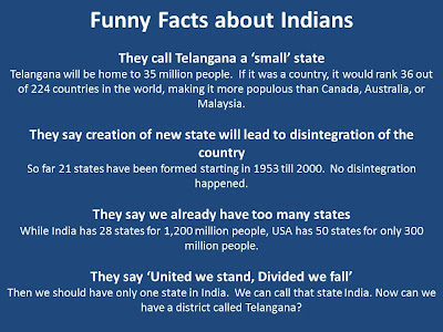 Mc 2 telangana funny facts about indians