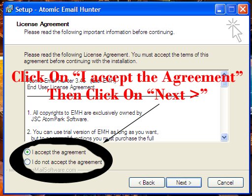Download atomic email hunter 3 50 full crack