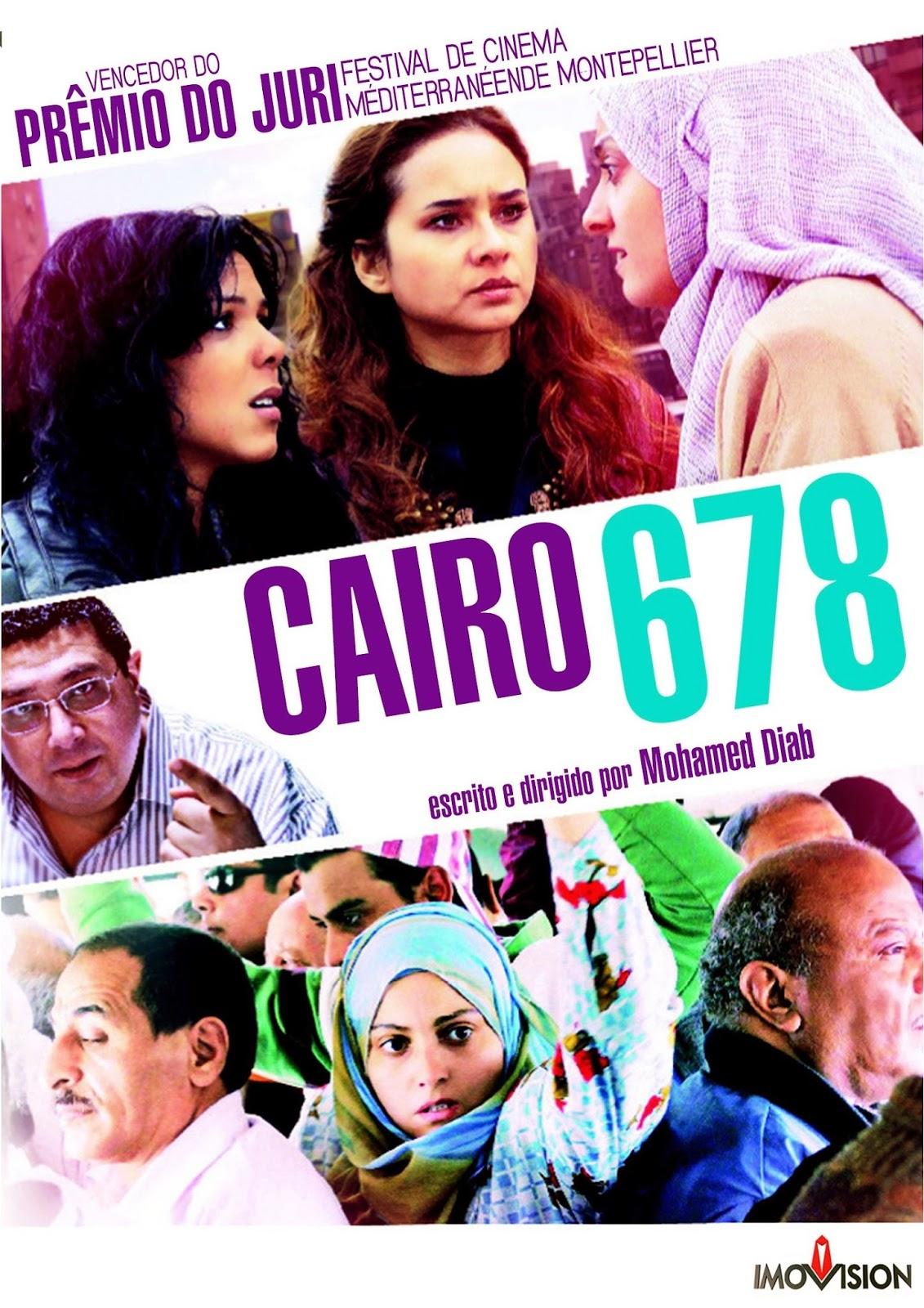 Cairo 678 – Legendado (2010)