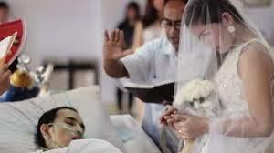 Emocionante: Veja o que aconteceu neste casamento diferente