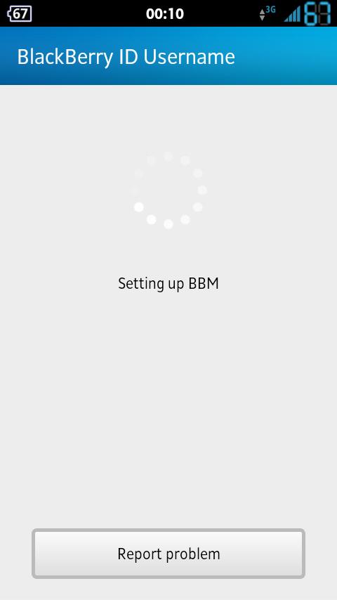 Cara Mudah Install BBM di Android Gingerbread