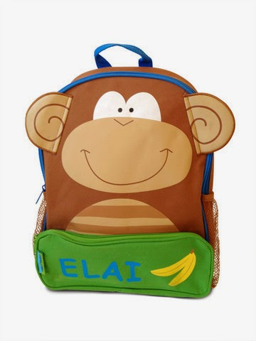 Personalised Backpacks For Kids