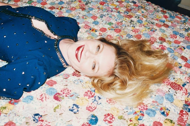 Kirsten Dunst shows off feminine looks for the W Magazine Summer Pleasures Issue