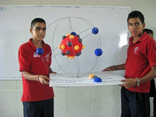Modelo De Un Atomo