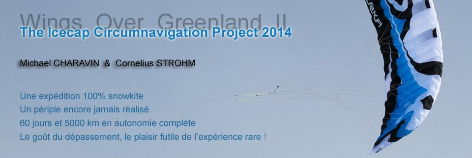 Wings Over Greenland II   -   VF