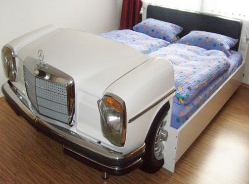 cama coche