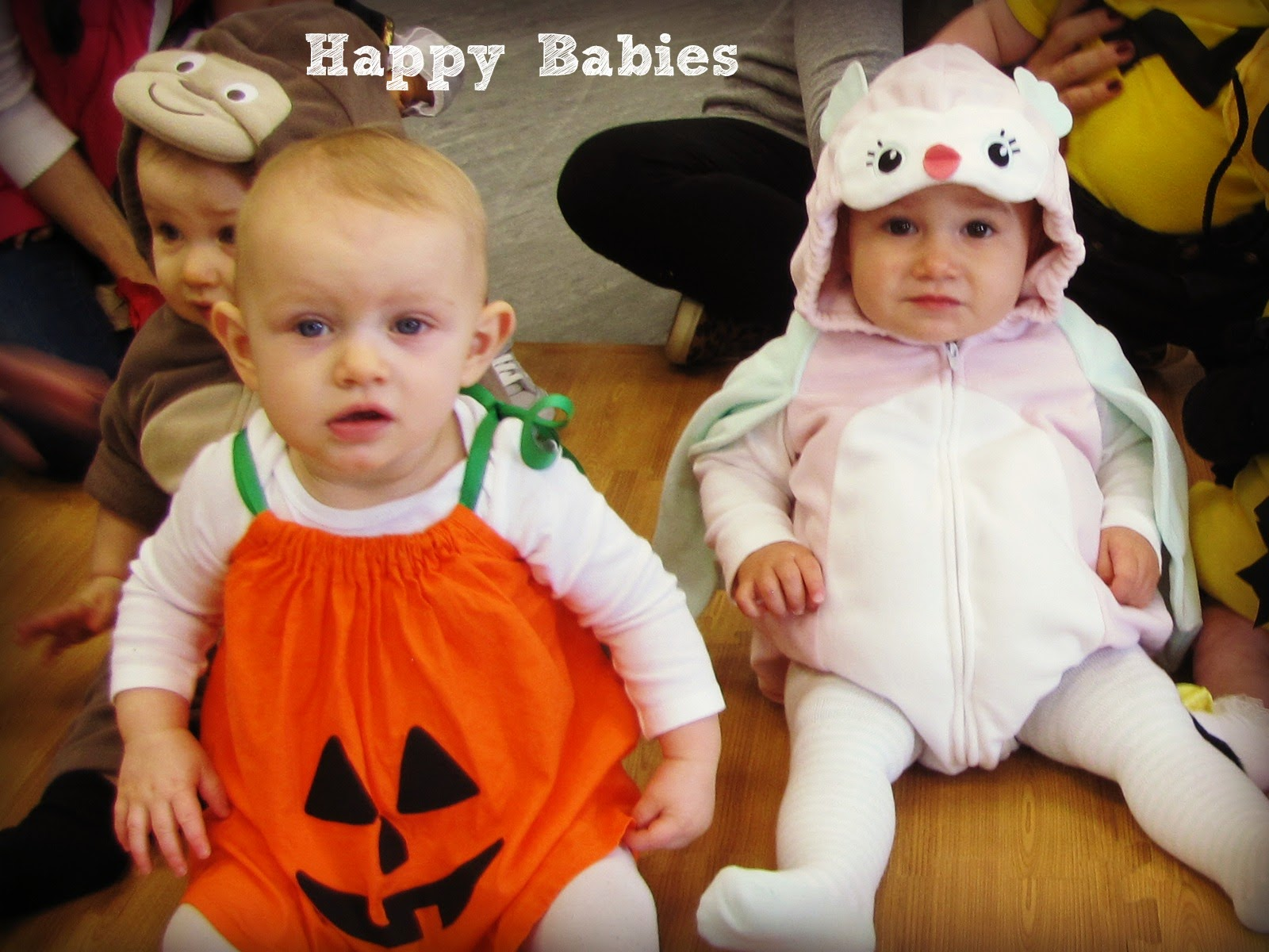 Happy Babies: November 2014