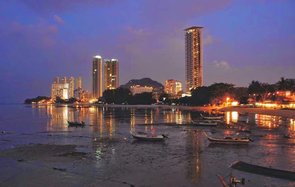 Tips Asyik Liburan ke Pulau Penang Malaysia