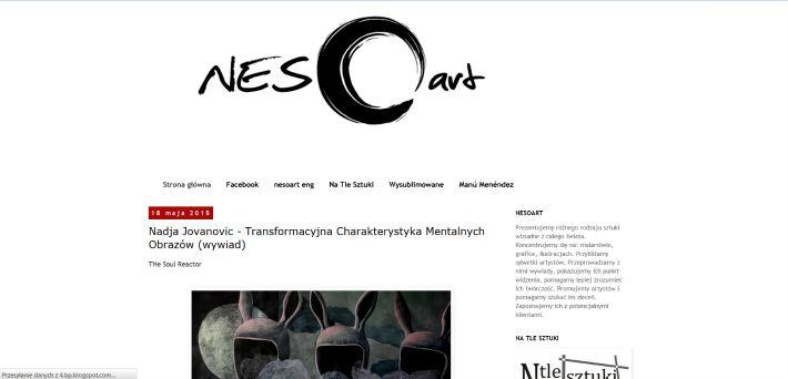 www.nesoartpl.blogspot.com