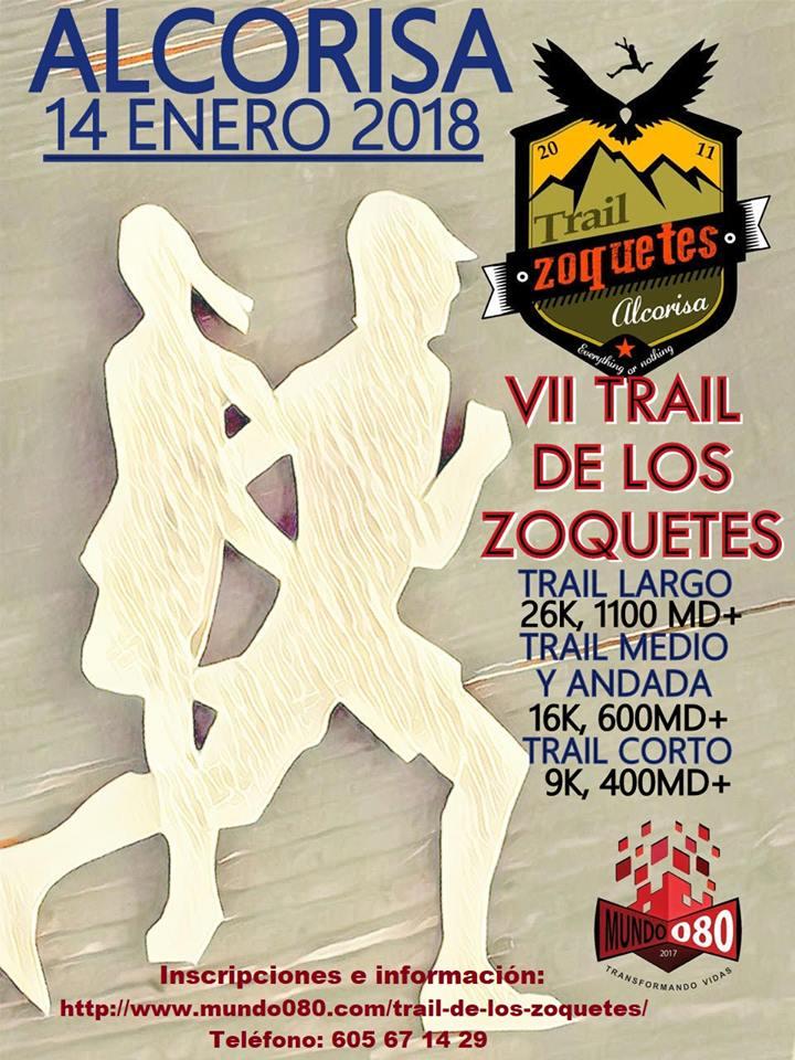 Trail Los Zoquetes
