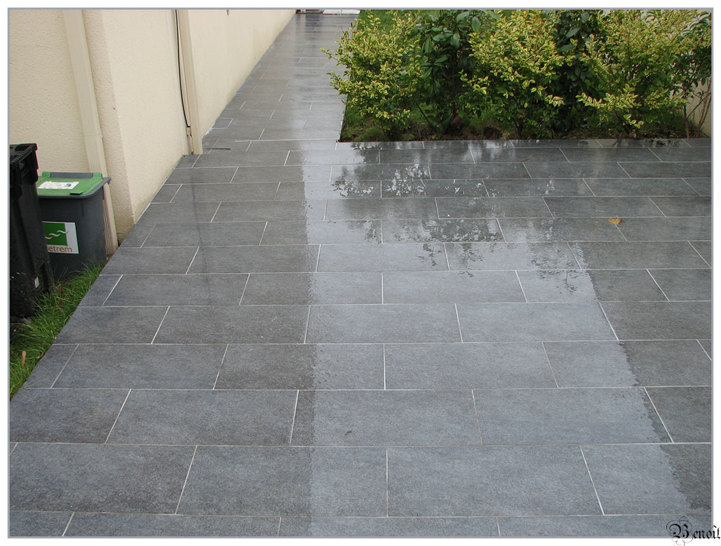 Promo carrelage terrasse for Carrelage exterieur
