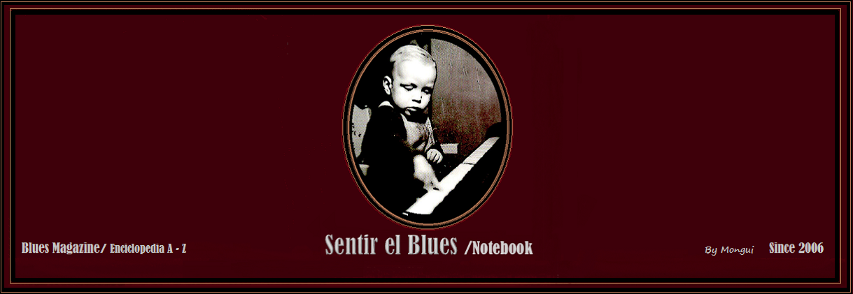 SENTIR EL BLUES/NOTEBOOK * Since 2006 *