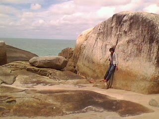 Pantai Sungai Liat - Bangka Belitung