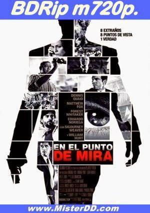 En el punto de mira (2008) [BDRip m720p.]