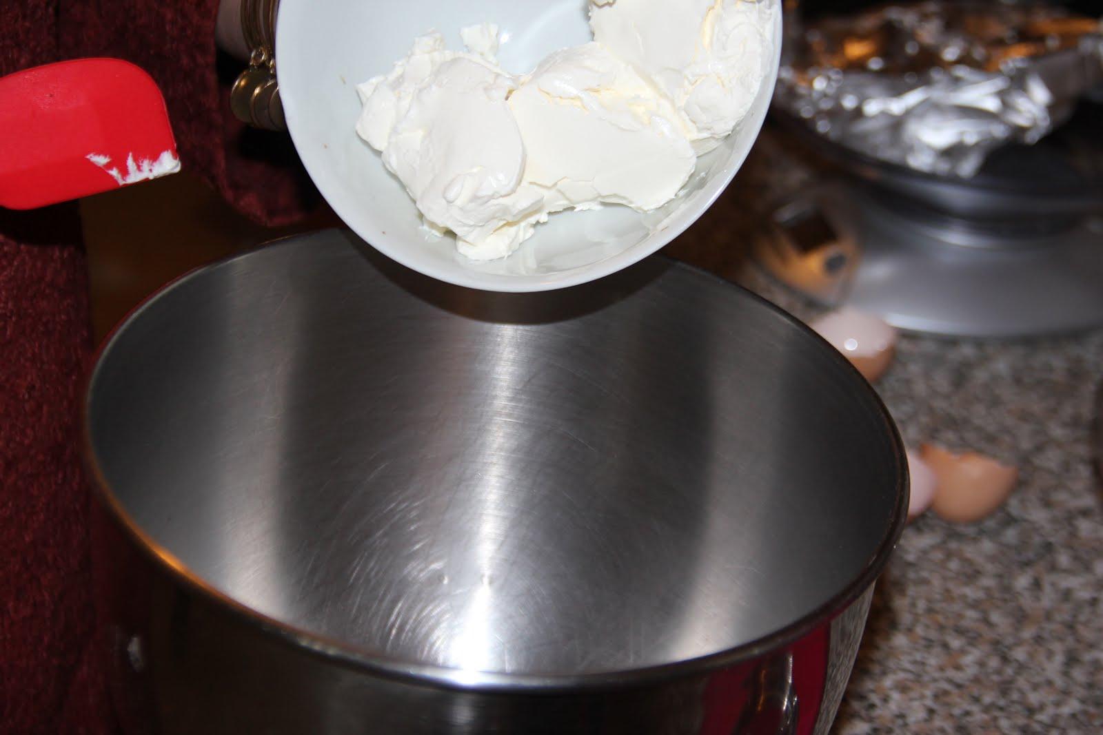 Japones Baños Del Carmen:Añadimos el chocolate blanco que previamente habremos fundido