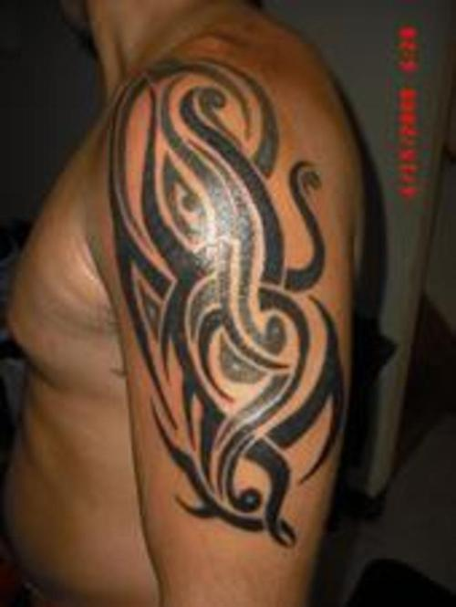 Tribal Tattoos -168