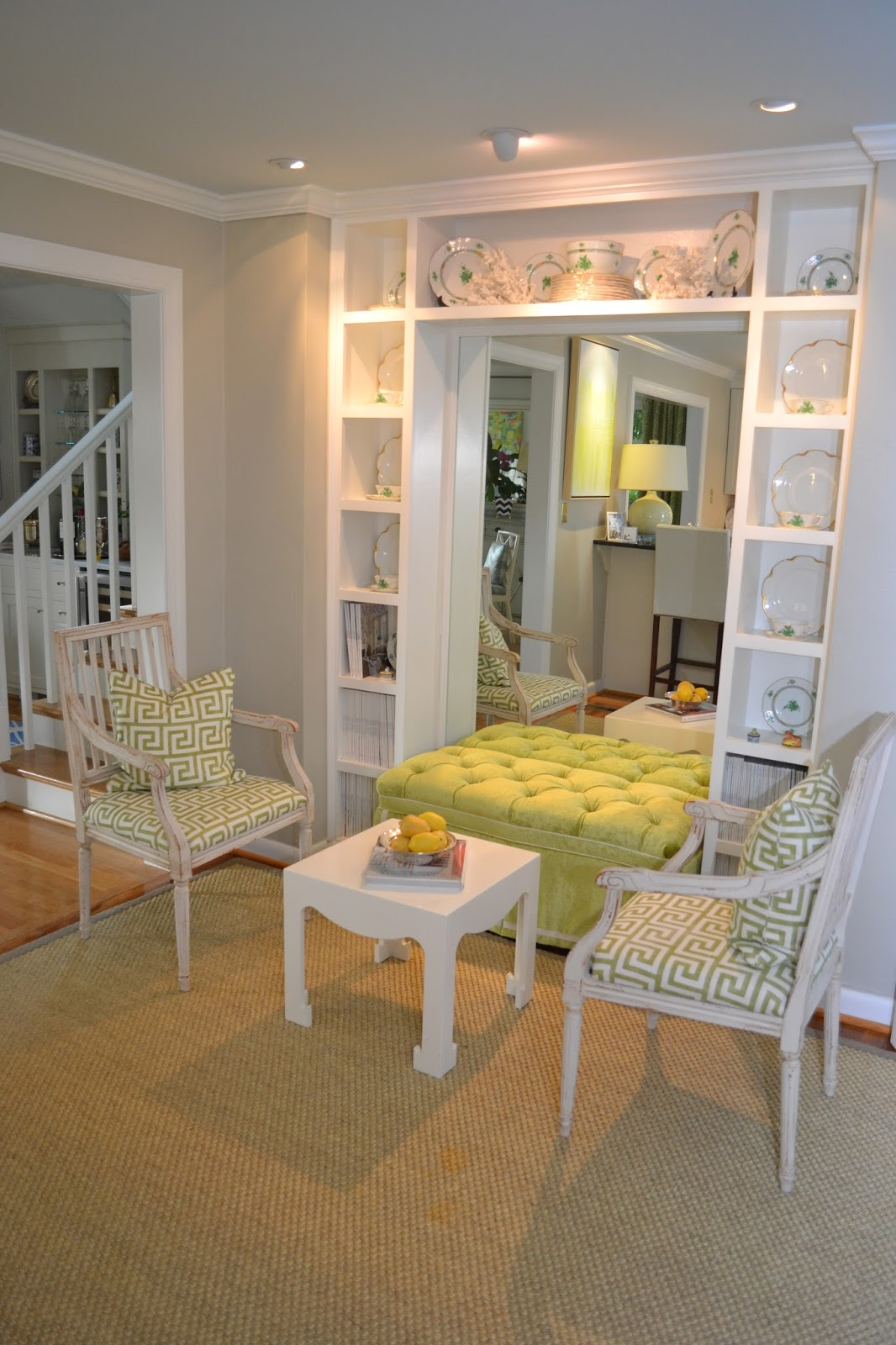 Lucy williams interior design blog mirror power for Lucy williams interiors