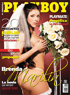 Playboy Venezuela - Brenda Marilin - 8/2012