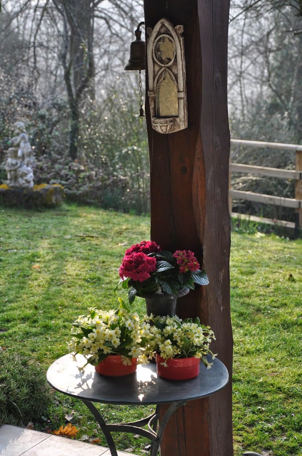 Le jardin du bois joli mars 2015 for Jardin mars 2015