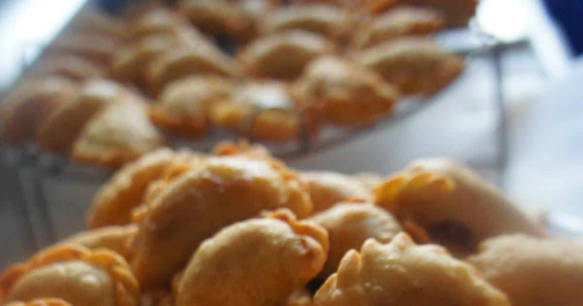 La cucina del cuore deep fried chinese new year - La cucina del cuore ...