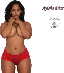 **** OCTOBER WAVE BABE OF THE MONTH IS @AyishaDiaz  ****