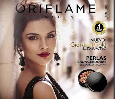 folleto oriflame campaña 15 2015 MX