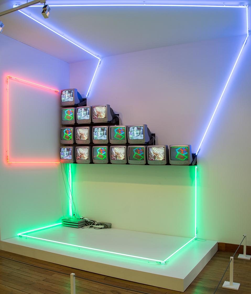 fondation du doute blois ben et l 39 esprit fluxus loire valley 2 m tamorphoses et vagabondages. Black Bedroom Furniture Sets. Home Design Ideas
