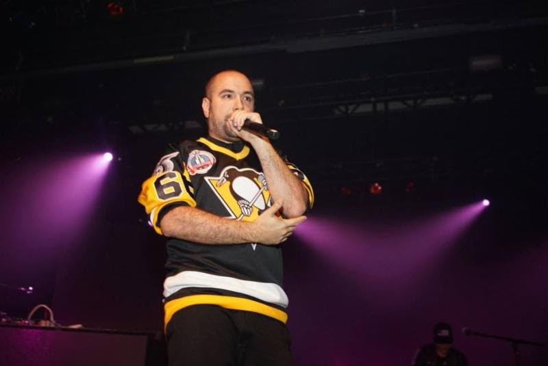Peter Rosenberg Throws 4th Annual Birthday Concert