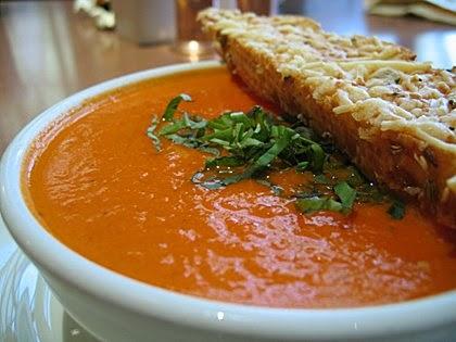 Nordstrom Cafe Bistro in Coral Gables - Tomato Soup