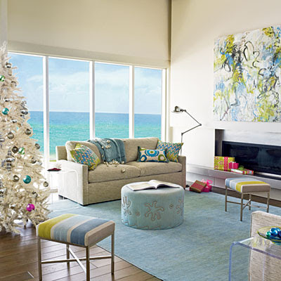 Gafunkyfarmhouse picture parade perfect christmas d cor for Coastal living decorating ideas