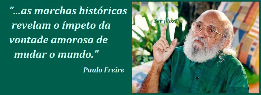 Resultado de imagem para Paulo freire mobilização para educação