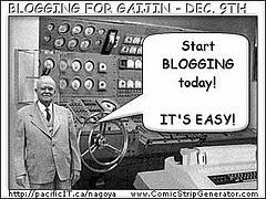 Blog al alcance de cualquiera, incluso perfiles con menor cualificación