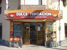 """Panaderia y Confiteria """"Dulce Tentacion"""" Guemes y Libertad.."""