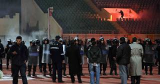 محكمة جنايات بورسعيد تؤيد الحكم باعدام 21 متهما فى احداث مذبحة بورسعيد