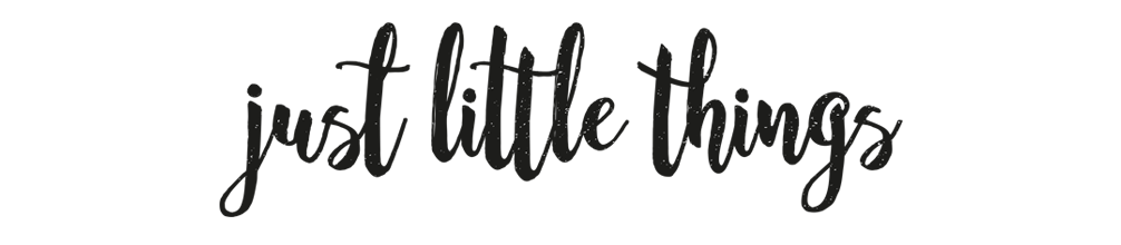 Just Little Things // Beauty, Fashion & Lifestyle