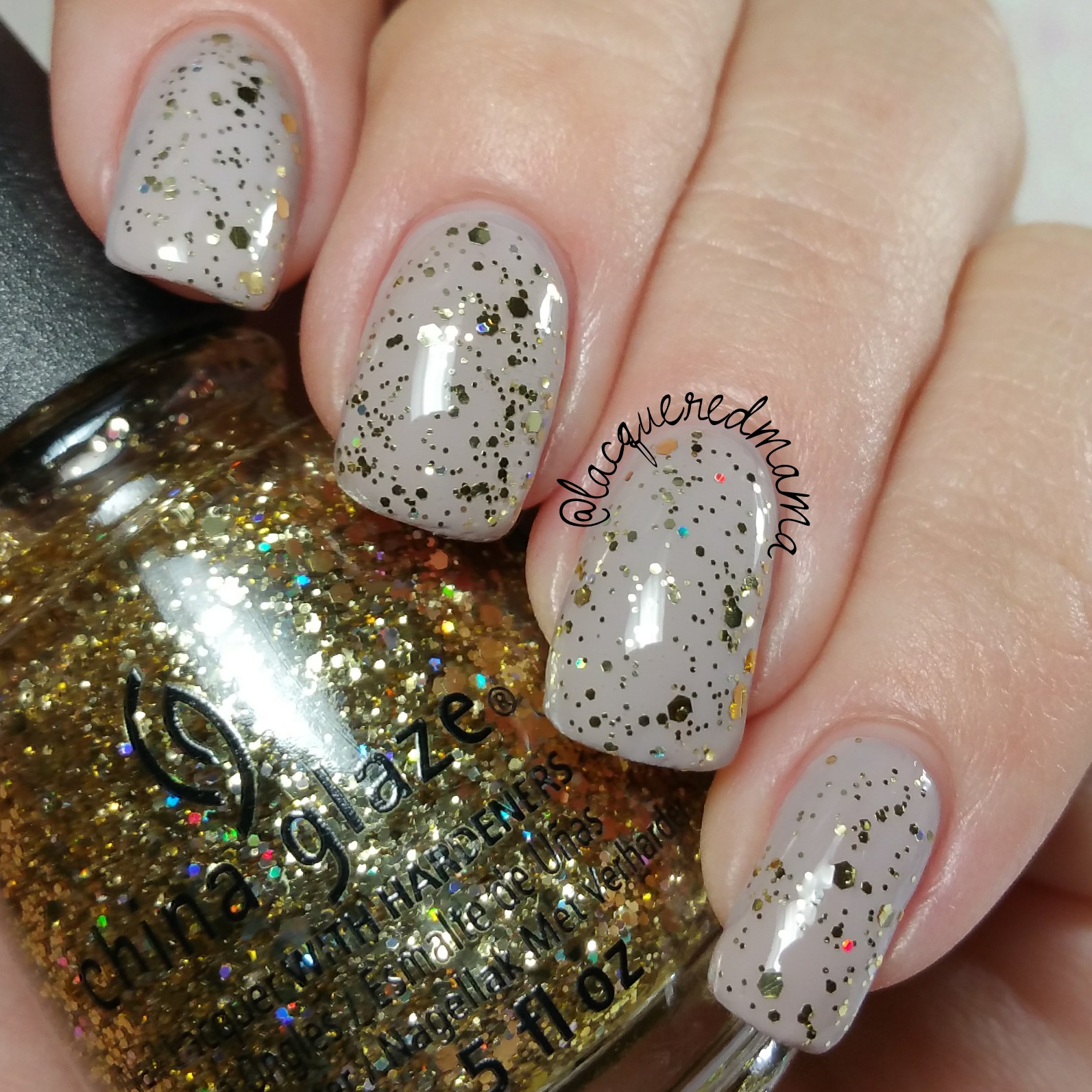 LacqueredMama: China Glaze - Cheers! Holiday 2015 Collection ...