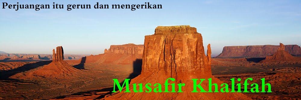 Musafir Khalifah
