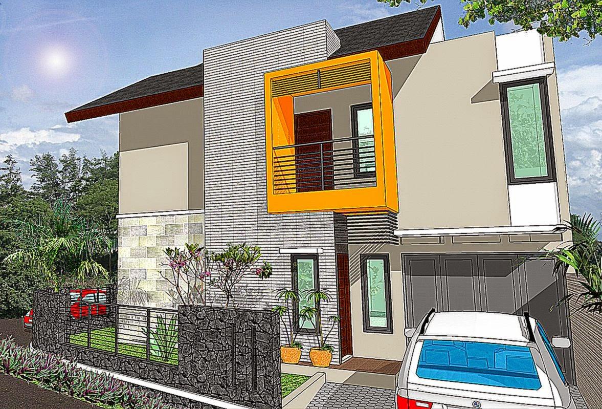 Gambar Desain Rumah Minimalis 2015 Modern Terbaru