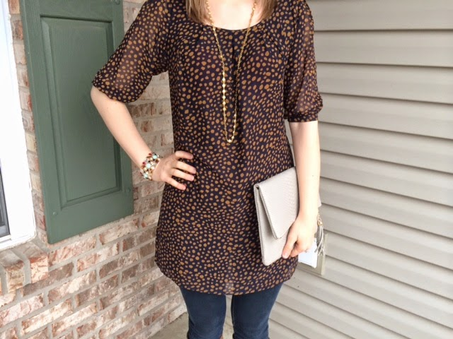 How to Style a Tunic Top