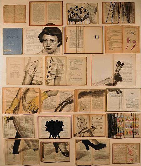 Los collages de Ekaterina Panikanova