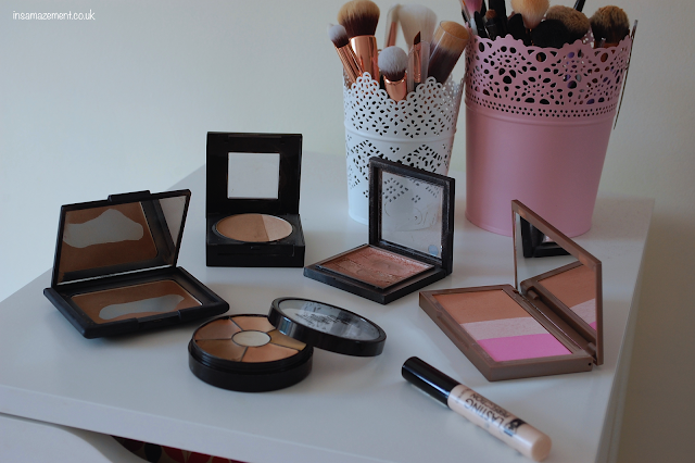 Contour and highlighting products