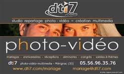 dti7 - reportage photo-vidéo de mariage