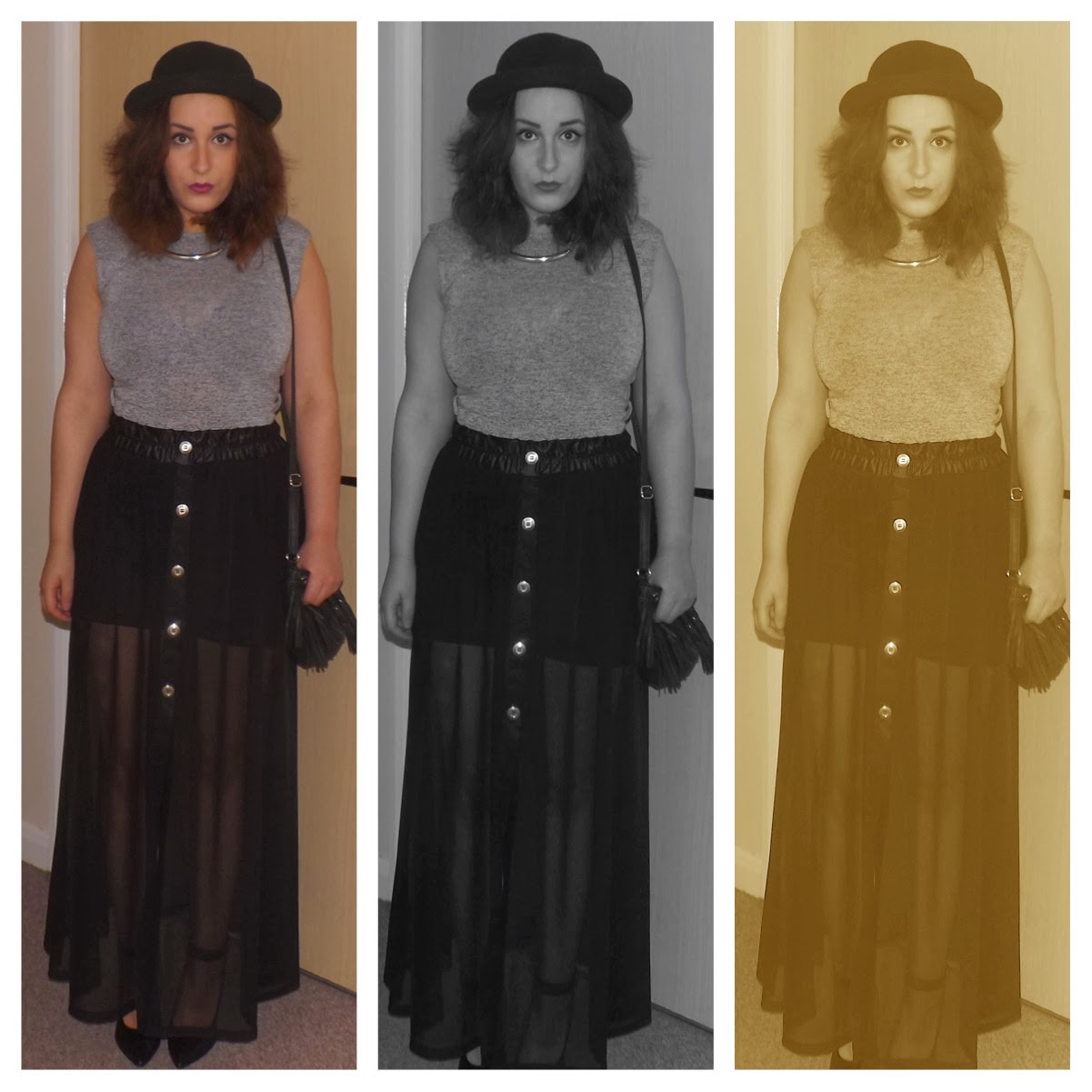 Ragged Priest Skirt