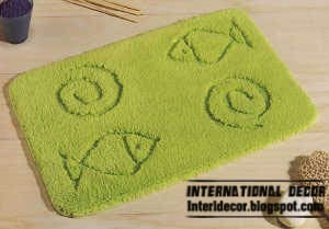 green bathroom rugs and rug sets