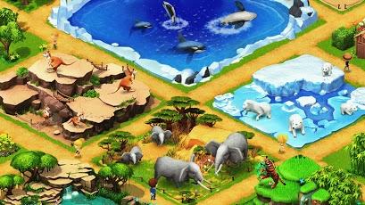 Wonder Zoo v1.2.3 Mod (Unlimited Peanut/Coin Mod) Apk